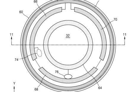 1ebdbef8af Samsung registra lentes de contato inteligentes com câmera integrada 12