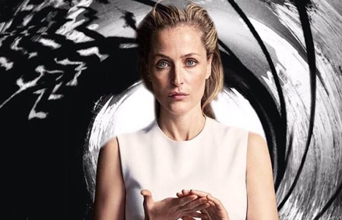 """capa2 1 - Gillian Anderson faz """"campanha"""" para ser 007"""