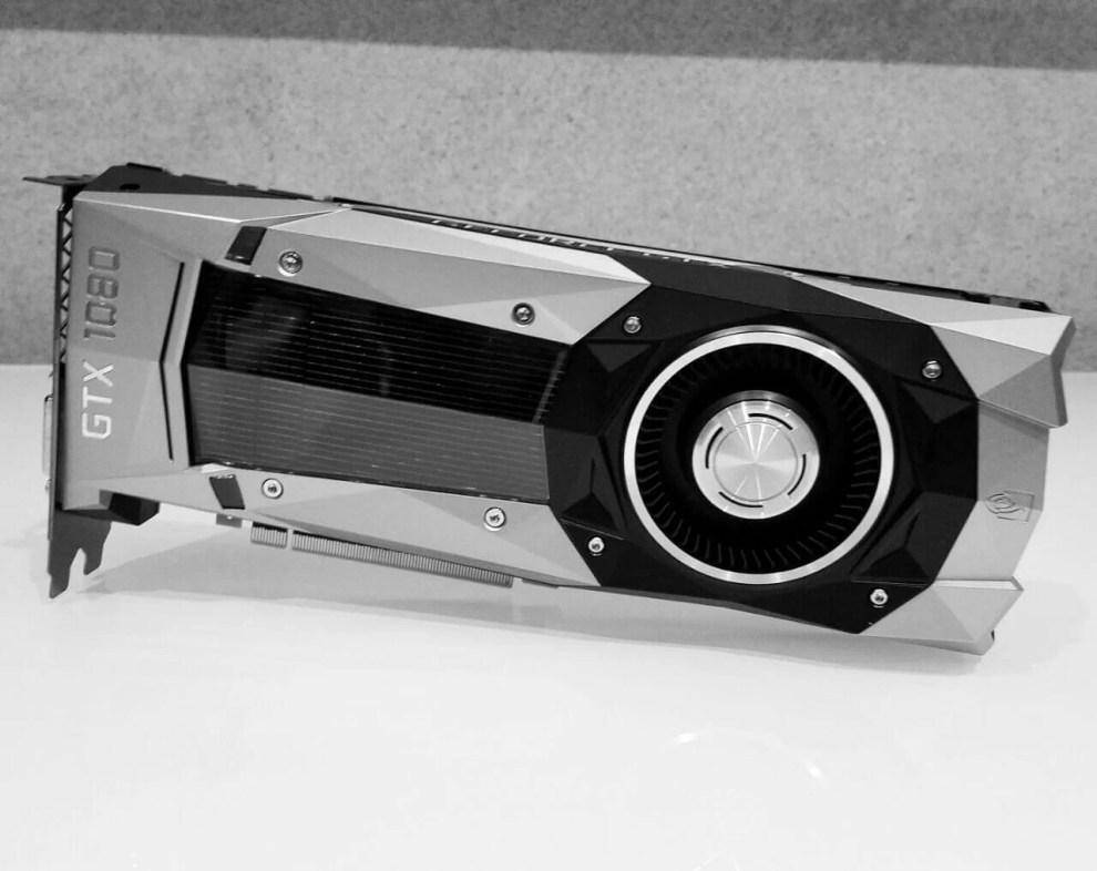 geforce gtx 1080 smt - NVIDIA lança GeForce GTX 1080 e 1070 no Brasil; Confira os preços