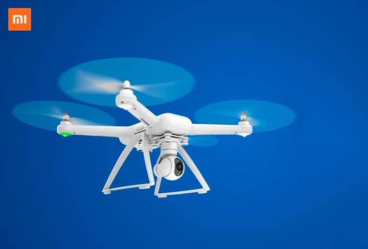 mi drone capa - Xiaomi lança drone com câmera 4K e sistema de pouso automático