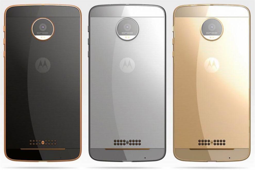 moto z - Moto Z: Imagens revelam módulos e data de lançamento do novo smartphone