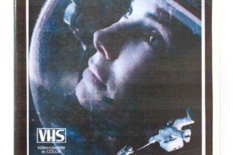 smt vhs gravidade - De volta para o passado: Cinéfilo adapta lançamentos do cinema em VHS