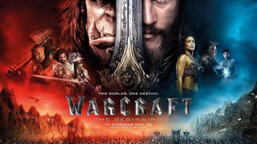 Universal Pictures dará pacotes de internet para quem assistir conteúdo de Warcraft 4