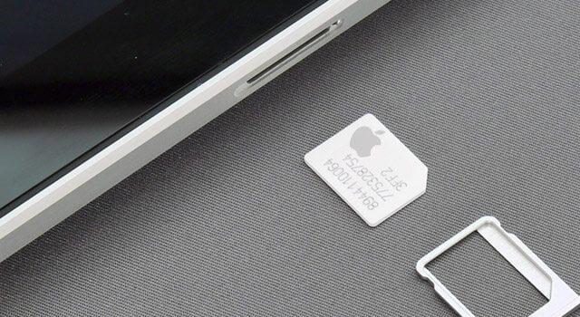 Apple Sim chega ao Brasil e a mais 140 países 3