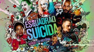 """Vilões de """"Esquadrão Suicida"""" ganham novas artes individuais 7"""