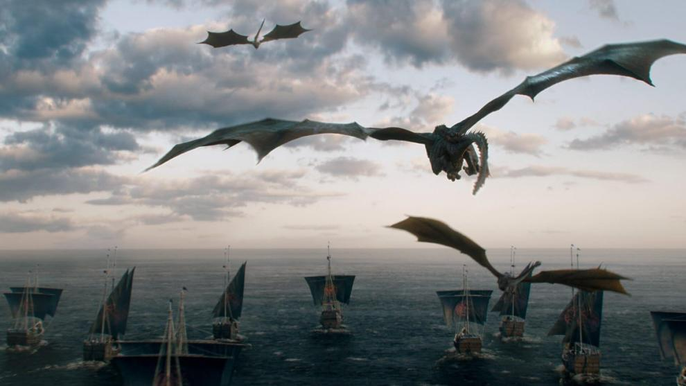 Game of Thrones S06E10 capa - Game of Thrones: The Winds of Winter (session finale); O inverno chegou quente