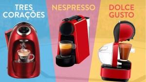 Hora do Café: Nespresso, Dolce Gusto ou TRES (3Corações)? 5