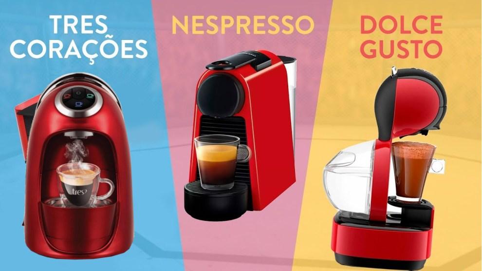 Hora do Café: Nespresso, Dolce Gusto ou TRES (3Corações)? 4