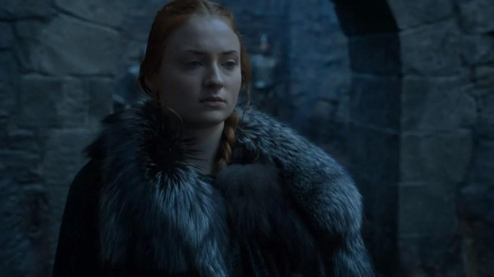 Sophie Turner adianta detalhes sobre a última temporada de Game of Thrones 3