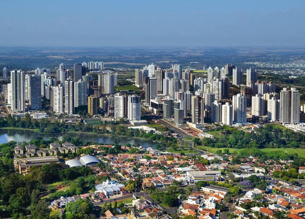"smt Avenida Inteligente Londrina PR - Londrina terá a primeira ""avenida inteligente"" do país"