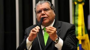 ministro Sarney Filho (PV), do Meio Ambiente