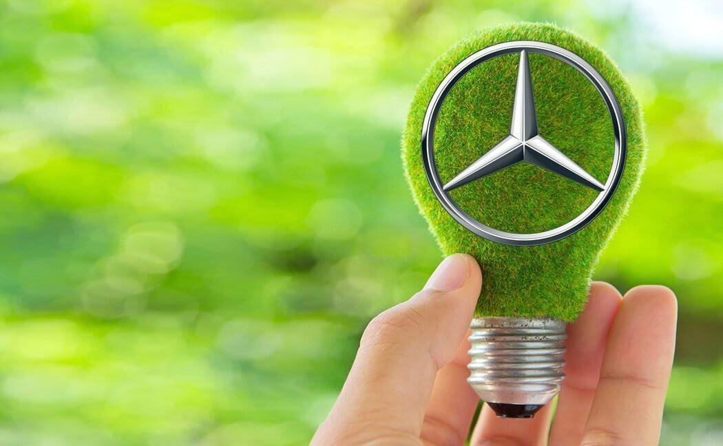 smt MercedesECO capa - Mercedes-Benz prepara lançamento de seu primeiro veículo elétrico