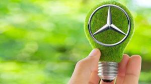 Mercedes-Benz prepara lançamento de seu primeiro veículo elétrico 8