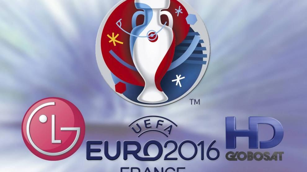 LG e Globosat trazem a final da UEFA Euro 2016 em 4K 8