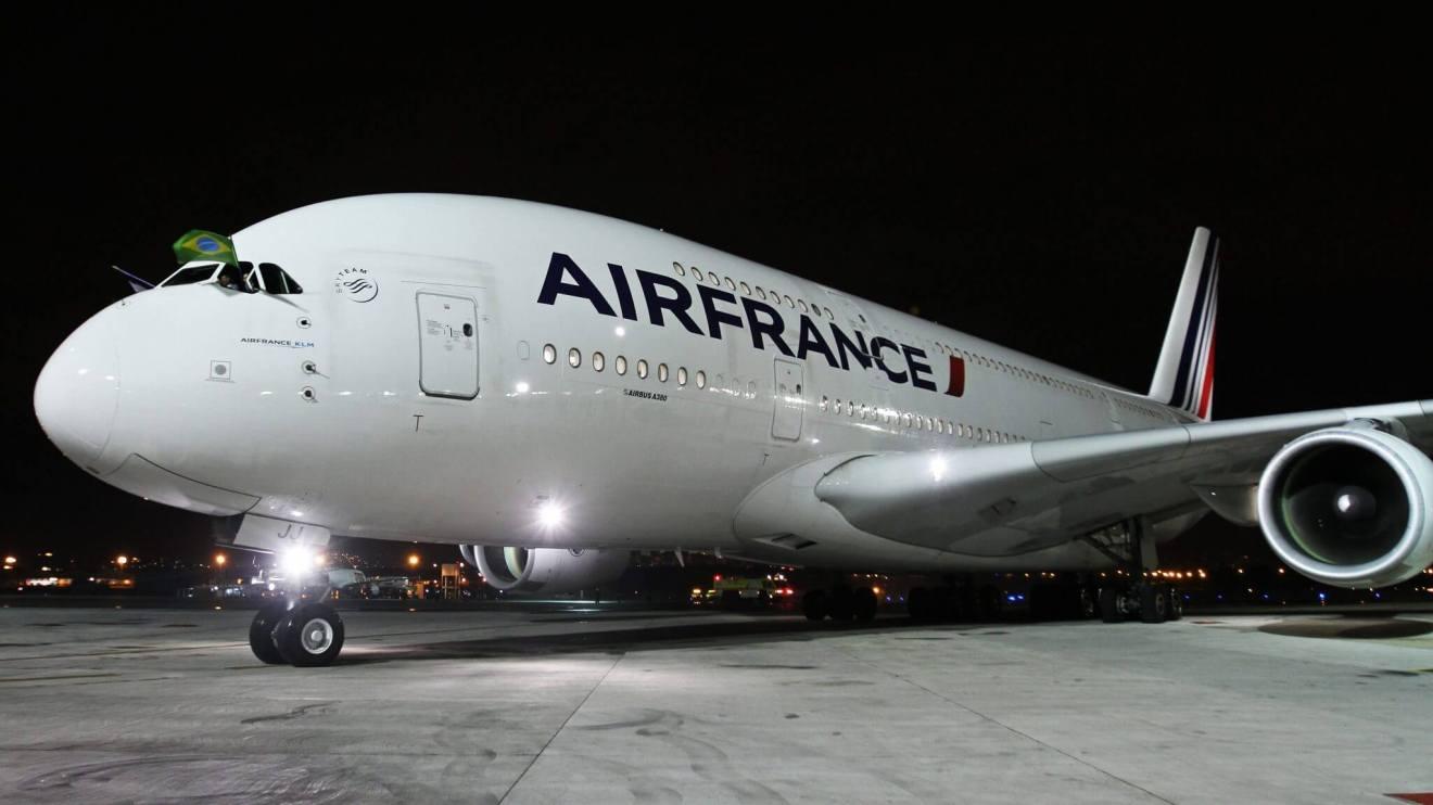 AIRBUS A380 Rio de Janeiro