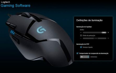 Logitech Gaming Software - Review: Mouse Logitech G402 Hyperion Fury