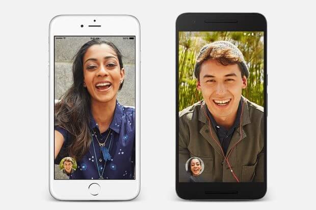 duo image google 2 100661833 primary.idge  - Conheça o novo Google Duo, lançado hoje