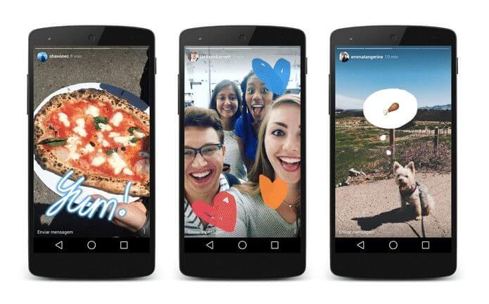 """Imagens que apagam em 24 horas: Instagram anuncia nova função """"Histórias"""""""