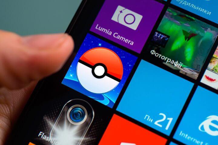 windows phone pokemon go shutterstock 402303523 - Tutorial: instalando o Pokemon Go para Windows Phone/Windows 10 Mobile (PoGo)