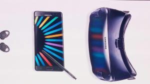 Ele chegou: Galaxy Note7 é lançado no Parque Olímpico do Rio 7