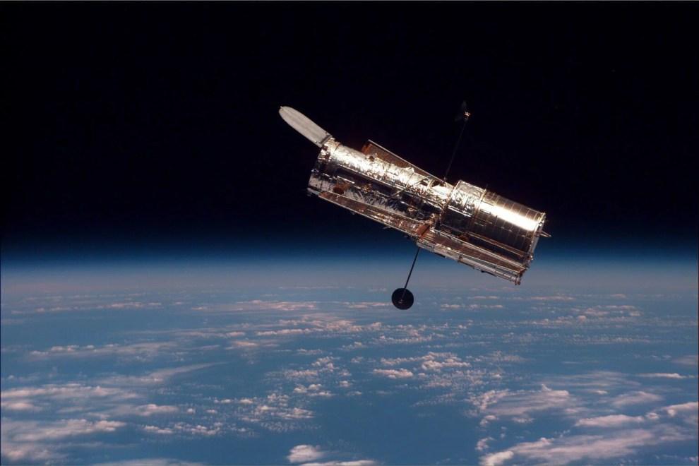 HDR Capa - Hubble Deep Field: A foto que mudou a Astronomia
