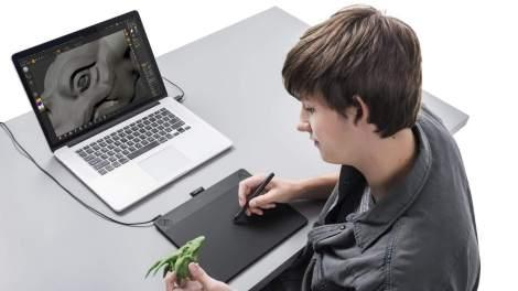 Intuos 3D P3 - IFA 2016: Wacom apresenta o Intuos 3D