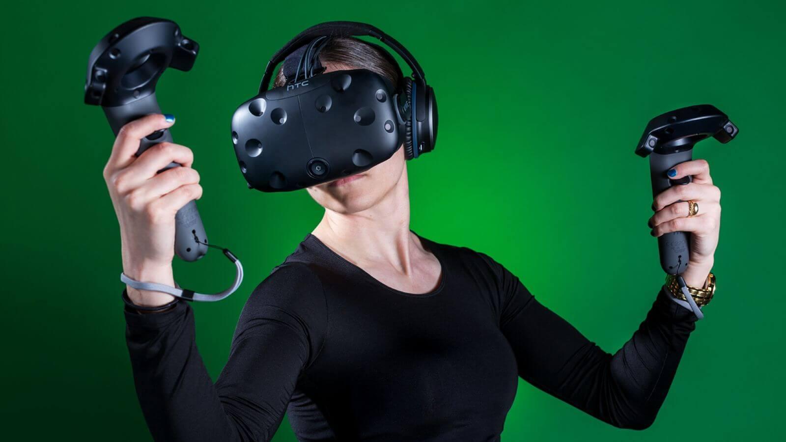 VRG VRV 141 HTC Vive Thumb.0.0 - São Paulo ganha primeiro Arcade de Realidade Virtual do país