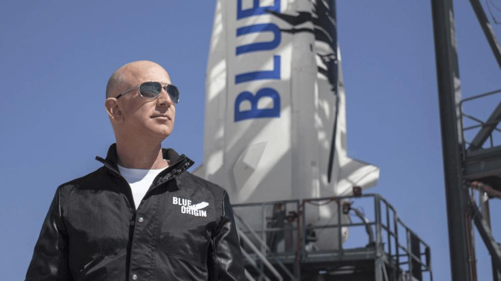 Jeff Bezos, CEO da Amazon, quer conquistar o sistema solar 4