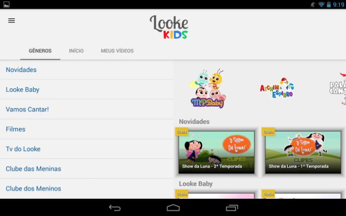 LookeKids App 720x450 - Dia das Crianças: Samsung oferece 1 mês de LookeKids para seus consumidores