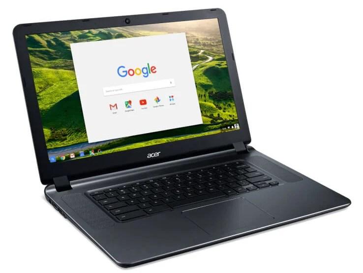 Acer lança novo Chromebook 15 com até 12 horas de autonomia 6