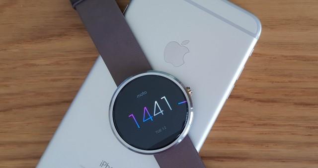 Smartwatches Android voltam a funcionar nos iPhones 7 e 7 Plus