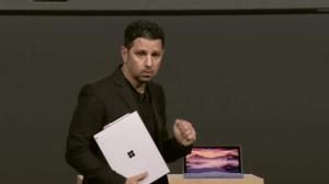 Microsoft anuncia novo Surface Book, mais poderoso do que qualquer Macbook de 13 polegadas 11