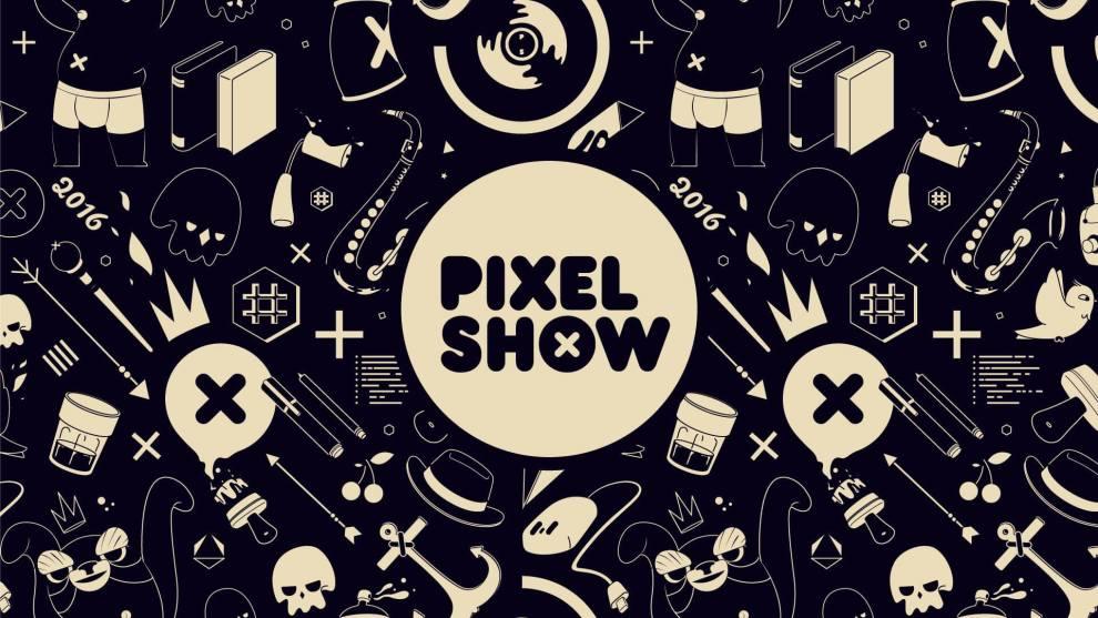 pattern pixelshow 2016 - Pixel Show acontecerá nesse final de semana e contará com a presença de influenciadores