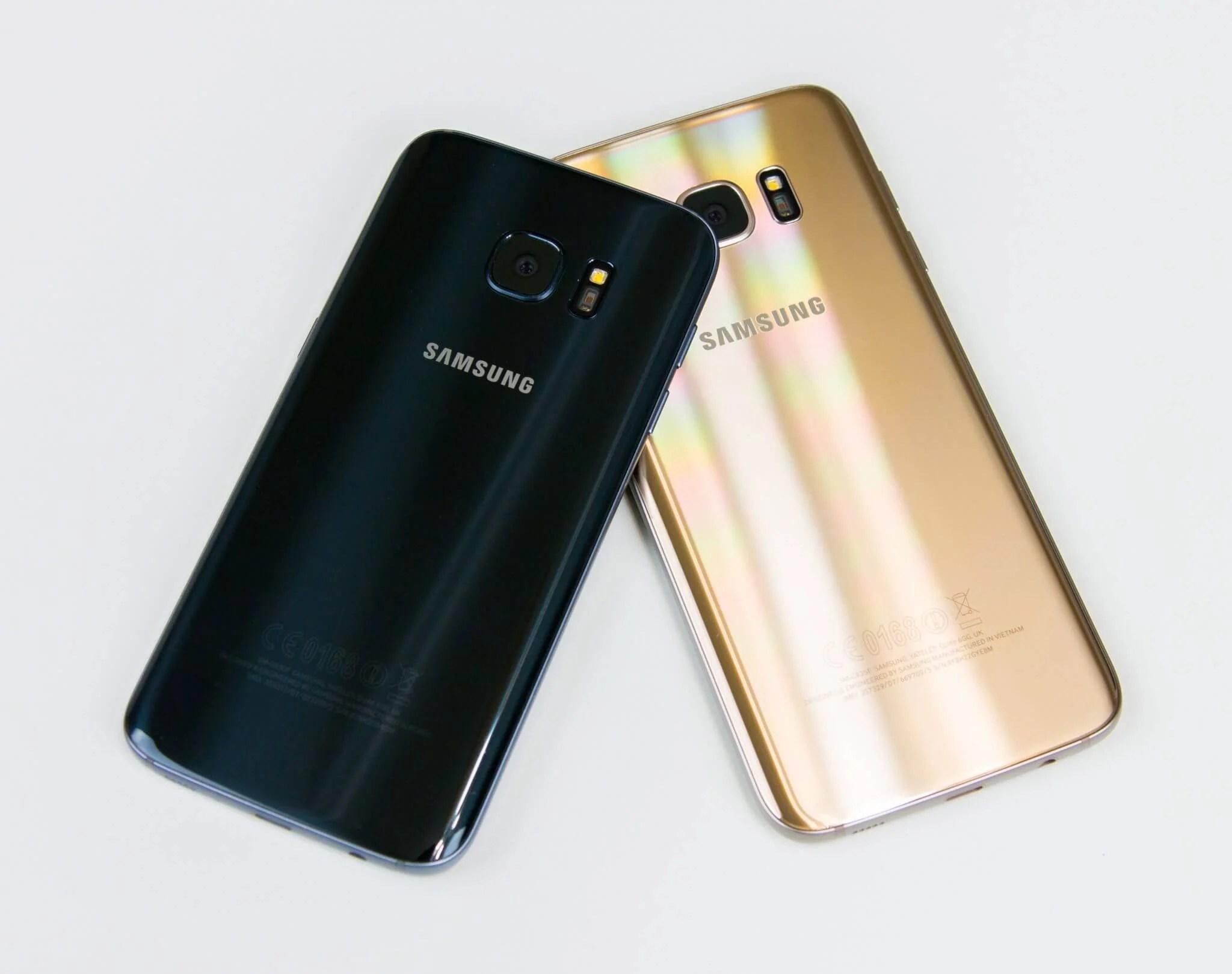 Samsung Galaxy S7 vs S7 Edge 11 - Samsung inicia o programa beta do Android 7.0 Nougat para o Galaxy S7/S7 Edge