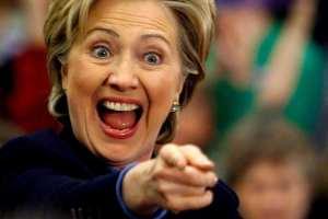 hillary-clinton-laughing bing predicts resultado eleições americanas