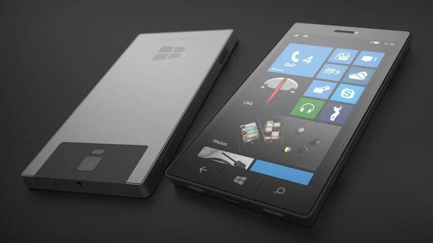 [Rumor] Surface Phone pode trazer um processador de laptop 6