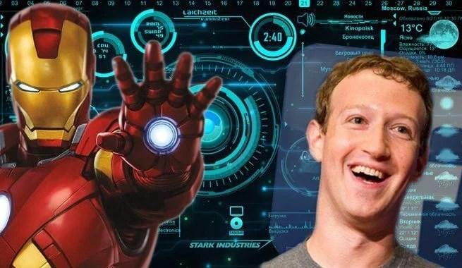 """Mark Zuckerberg cria Jarvis e se torna o novo """"Homem de Ferro"""" da vida real 5"""