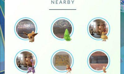 Novo radar de Pokémon Go apresenta falhas e atrapalha jogadores