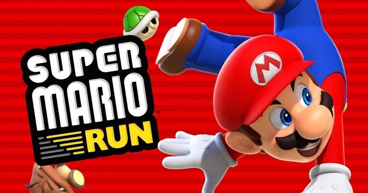 Super Mario Run - Ano da Nintendo: Super Mario Run bate recorde de Pokémon Go