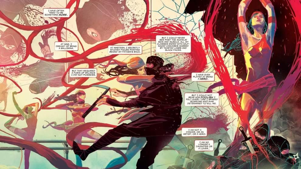 Dica de HQ: Elektra #1 (Totalmente Nova Marvel) - Resenha 4