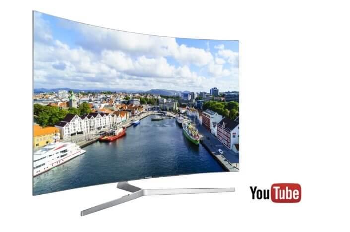 Smart TVs da Samsung terão suporte a conteúdo 4K HDR do Youtube 6