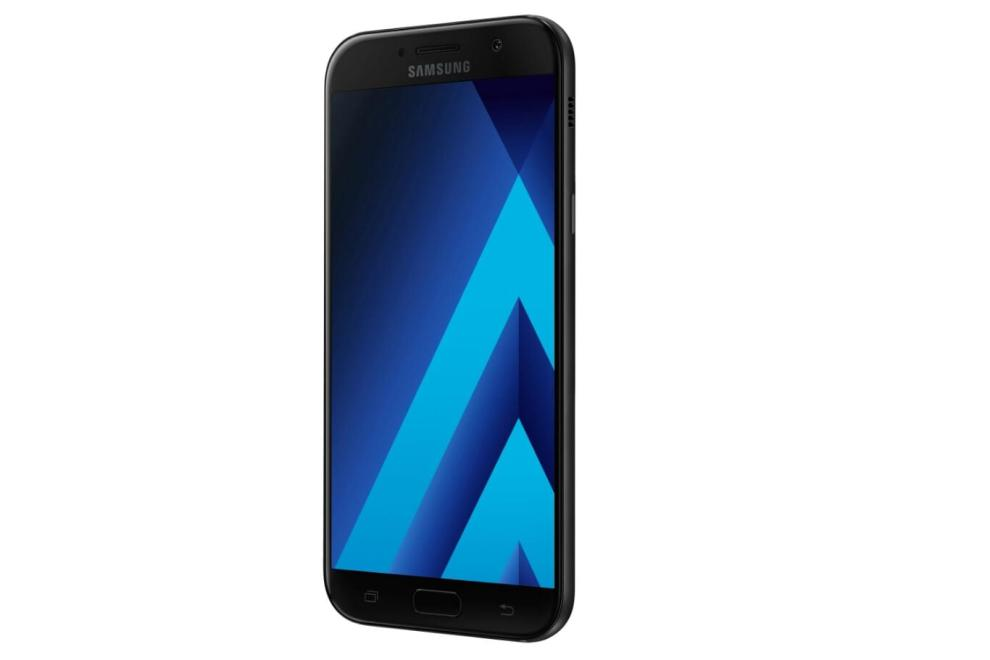 Hands-on: Samsung Galaxy A7 (2017)