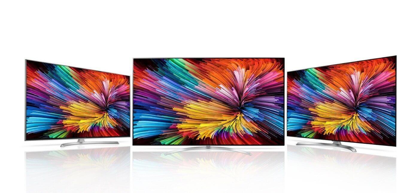 SUPER UHD TVSJ95 2 - CES 2017: Smart TVs Super UHD com Nano Cell da LG são anunciadas
