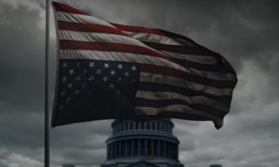 hoc - Netflix libera teaser da nova temporada do House of Cards...logo após a posse de Donald Trump