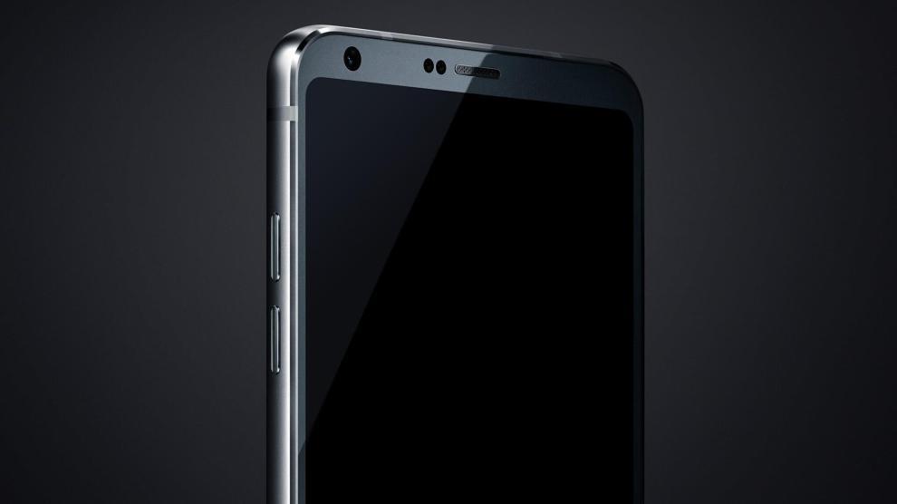 LG G6 Mobile world congress imagens 2017