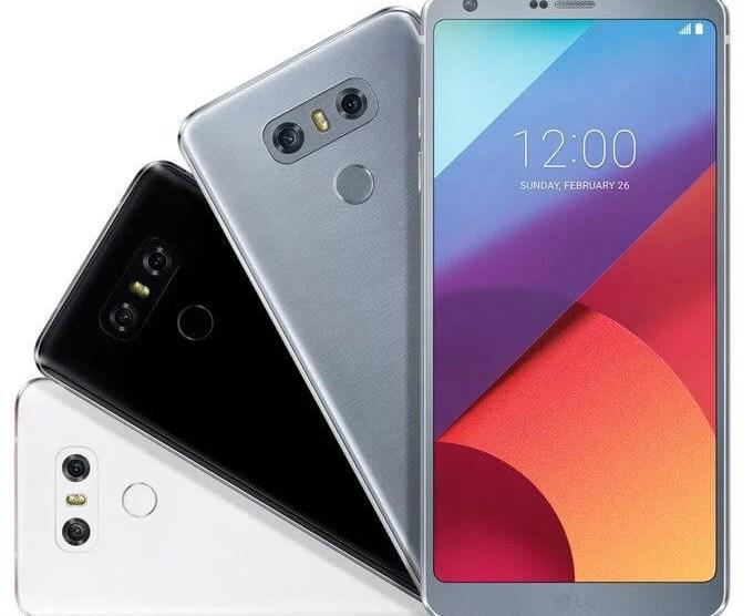 LG G6 deve chegar nas próximas semanas ao Brasil 5