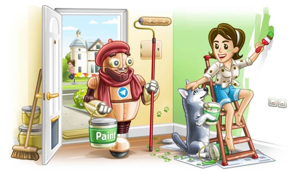 Temas para Telegram - Telegram para Android ganha editor de temas