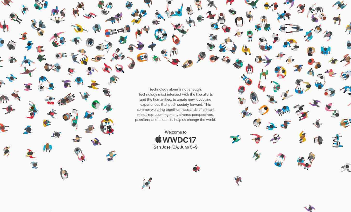 applewwdc2017 - Apple anuncia datas da WWDC 2017; confira!