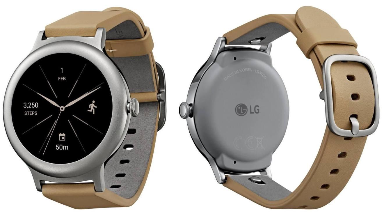 Funcionário vaza imagens do novo LG Watch Style; veja fotos