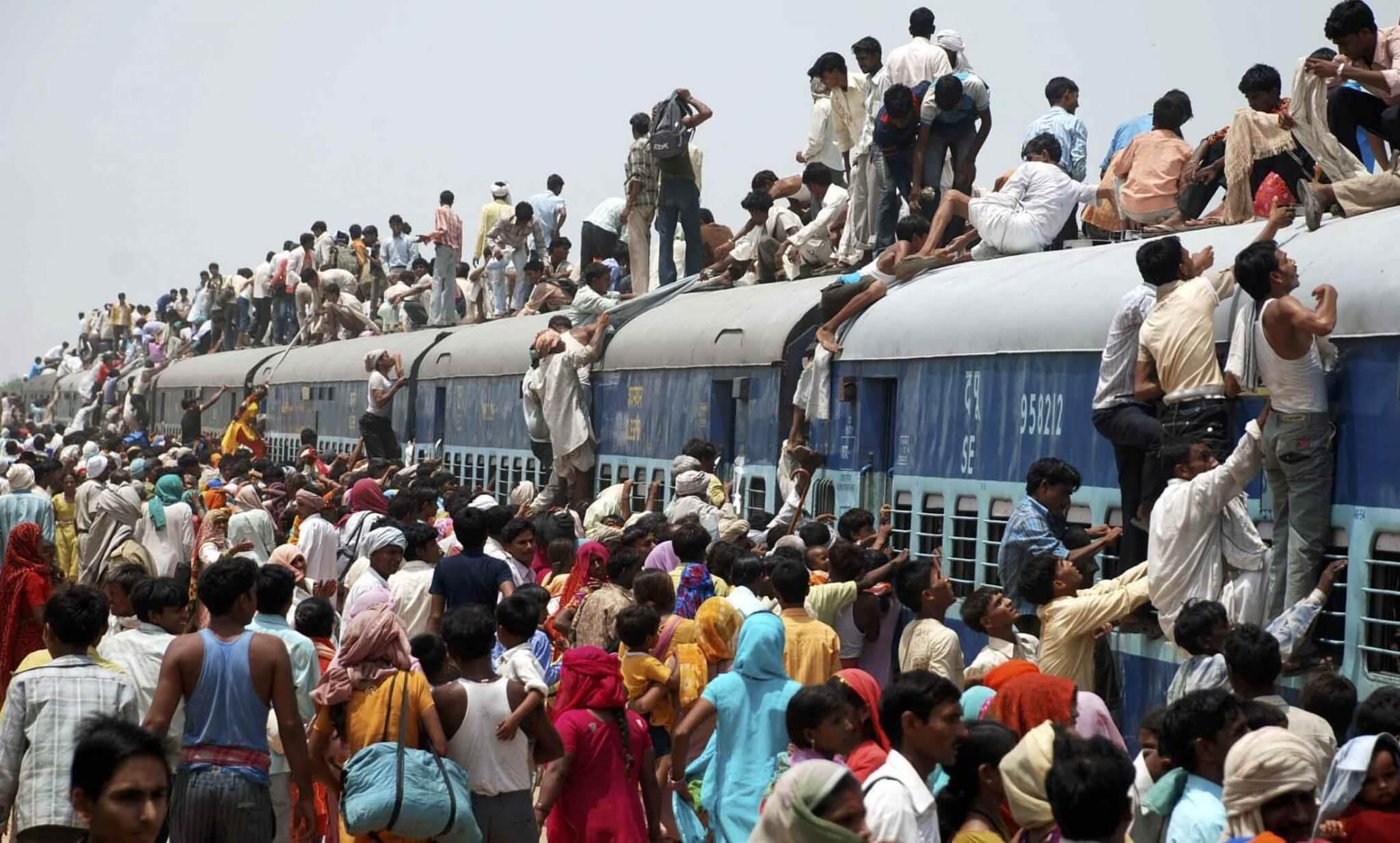 população - Por que a população da Terra vai parar de crescer um dia?